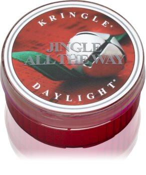 Kringle Candle Jingle All The Way tealight candle