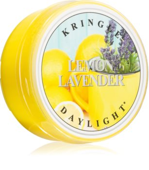 Kringle Candle Lemon Lavender tealight candle