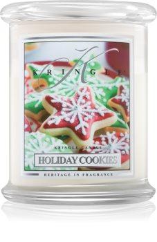 Kringle Candle Holiday Cookies vonná svíčka