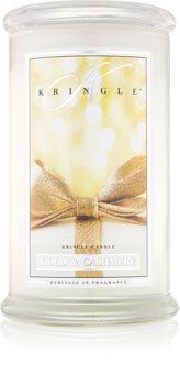 Kringle Candle Gold & Cashmere aроматична свічка