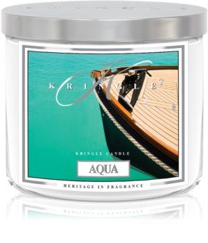 Kringle Candle Aqua ароматна свещ  I.