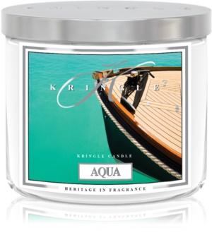 Kringle Candle Aqua lumânare parfumată  I.