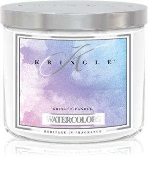 Kringle Candle Watercolors vonná svíčka I.