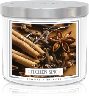 Kringle Candle Kitchen Spice geurkaars I.