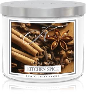 Kringle Candle Kitchen Spice Tuoksukynttilä I.