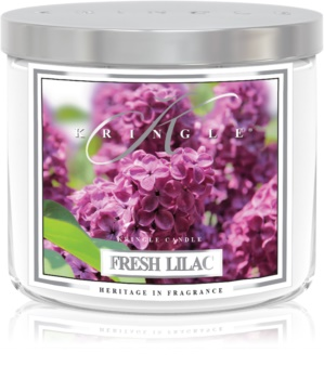 Kringle Candle Fresh Lilac scented candle I.
