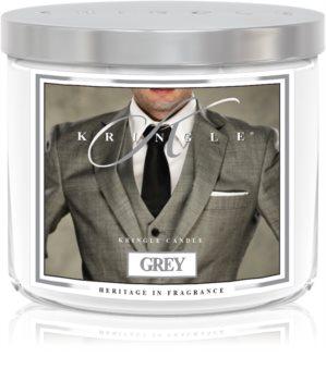 Kringle Candle Grey mirisna svijeća I.