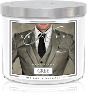 Kringle Candle Grey vonná sviečka I.