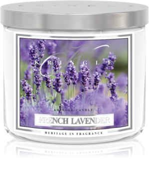 Kringle Candle French Lavender scented candle I.