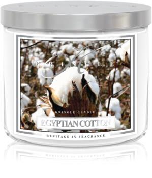 Kringle Candle Egyptian Cotton candela profumata I