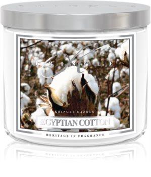 Kringle Candle Egyptian Cotton vonná sviečka I.