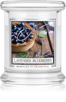 Kringle Candle Lavender Blueberry illatos gyertya