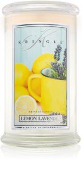 Kringle Candle Lemon Lavender scented candle