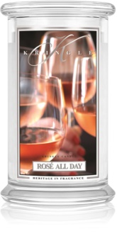 Kringle Candle Rosé All Day scented candle