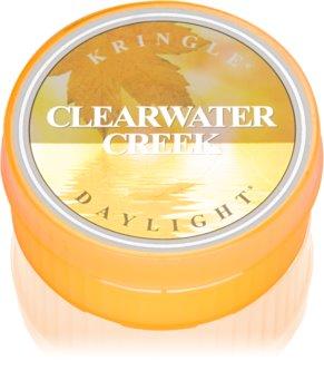Kringle Candle Clearwater Creek bougie chauffe-plat