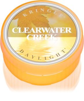 Kringle Candle Clearwater Creek čajna svijeća