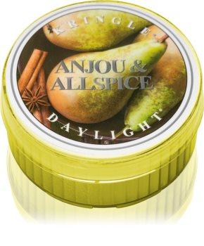 Kringle Candle Anjou & Allspice bougie chauffe-plat