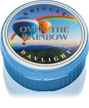 Kringle Candle Over the Rainbow bougie chauffe-plat