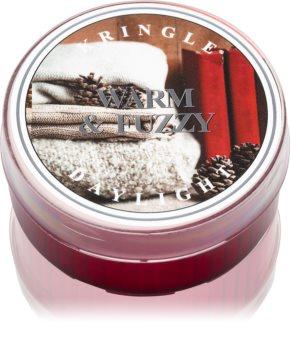 Kringle Candle Warm & Fuzzy čajová sviečka