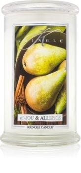 Kringle Candle Anjou & Allspice geurkaars