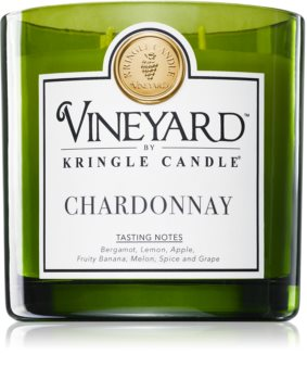 Kringle Candle Vineyard Chardonnay candela profumata