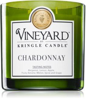 Kringle Candle Vineyard Chardonnay ароматна свещ