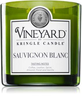 Kringle Candle Vineyard Sauvignon Blanc candela profumata