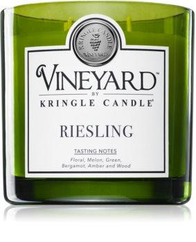 Kringle Candle Vineyard Riesling vonná svíčka