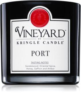 Kringle Candle Vineyard Port vonná sviečka