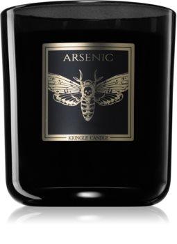 Kringle Candle Black Line Arsenic mirisna svijeća