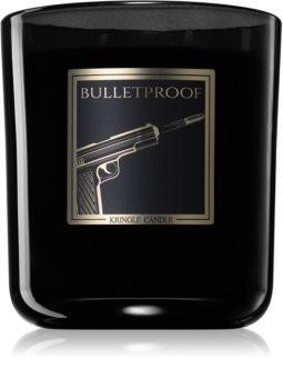 Kringle Candle Black Line Bulletproof vonná sviečka
