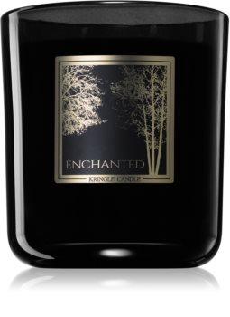 Kringle Candle Black Line Enchanted lumânare parfumată