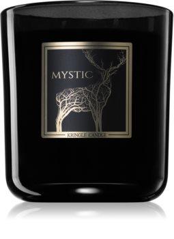 Kringle Candle Black Line Mystic bougie parfumée