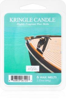 Kringle Candle Aqua wosk zapachowy