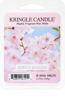 Kringle Candle Cherry Blossom tartelette en cire