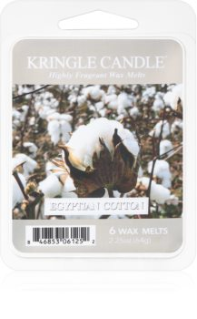 Kringle Candle Egyptian Cotton vosk do aromalampy