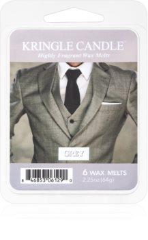 Kringle Candle Grey wosk zapachowy