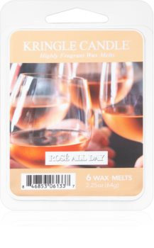 Kringle Candle Rosé All Day wachs für aromalampen