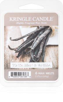 Kringle Candle Tonka Bean & Vanilla duftwachs für aromalampe
