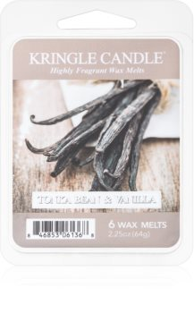 Kringle Candle Tonka Bean & Vanilla vosk do aromalampy