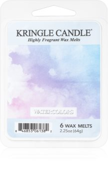 Kringle Candle Watercolors duftwachs für aromalampe