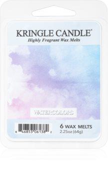Kringle Candle Watercolors vaxsmältning