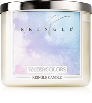Kringle Candle Watercolors scented candle II.
