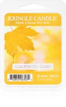 Kringle Candle Clearwater Creek illatos viasz aromalámpába
