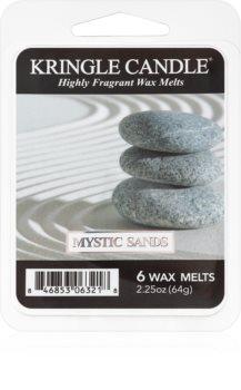 Kringle Candle Mystic Sands vaxsmältning