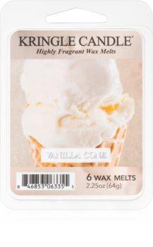 Kringle Candle Vanilla Cone wosk zapachowy