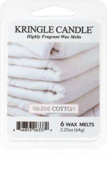 Kringle Candle Warm Cotton wosk zapachowy