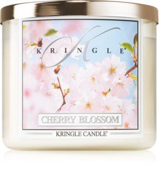 Kringle Candle Cherry Blossom ароматна свещ  I.