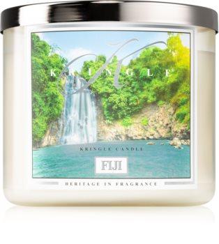 Kringle Candle Fiji scented candle I.