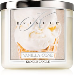 Kringle Candle Vanilla Cone duftlys I.